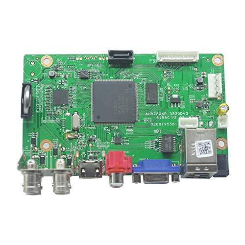Tiamu Scheda DVR Ibrido Un 4 Canali Scheda di Registrazione Un 4 Canali CCMP 5MP-N H.265 DVR di Sicurezza DVR DVR