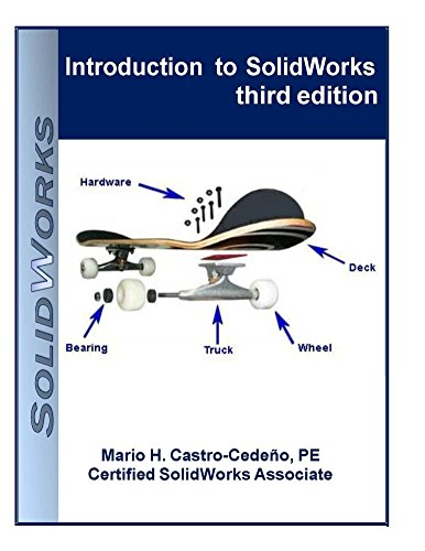 Introduction to SolidWorks: Learn SolidWorks software and design a skateboard (English Edition)
