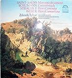 Morceau De Concert, Concertstück, Horn Concerto, Horn Concertino (Neumann) [Vinyl LP] -
