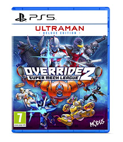 Override 2 Super Mech League : Ultraman Deluxe Edition (PS5)