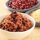 発芽玄米使用!残留農薬ゼロ モチモチの3日寝かせ発芽酵素玄米ごはん 常温4食