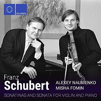 Schubert: Sonatinas and Sonata for Violin and Piano