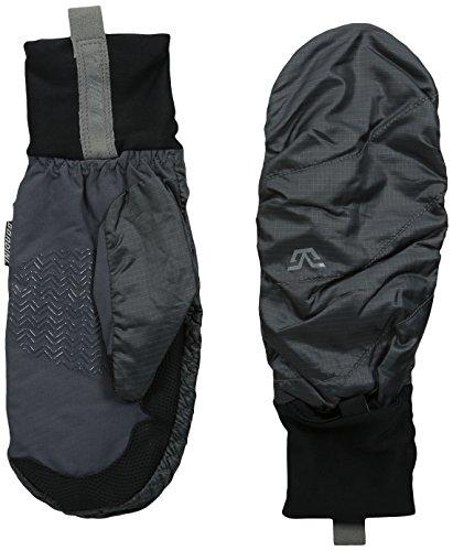 Gordini Men's Stash Lite Touch Gloves, Charcoal Grey, Large