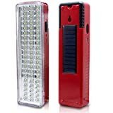 Pick Ur Needs ® High Range 60 LED Rechargeable Home Emergency Light (Multi Color) (60 Led + Solar)