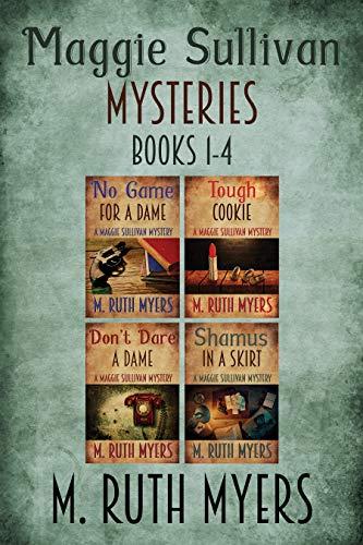 Maggie Sullivan Mysteries Books 1-4