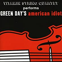 Vitamin String Quartet To Performs Green Day's American Idiot