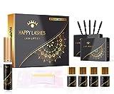 Happy Lashes - Kit Profesional Lifting de Pestañas Permanente - Extra-rápida - E-Shoppr
