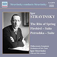 Stravinsky: Rite of Spring/Fir