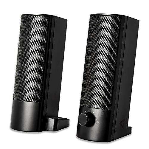 V7 Sound Bar 2.0 USB Multimedia-Lautsprechersystem (SB2526-USB-6N)
