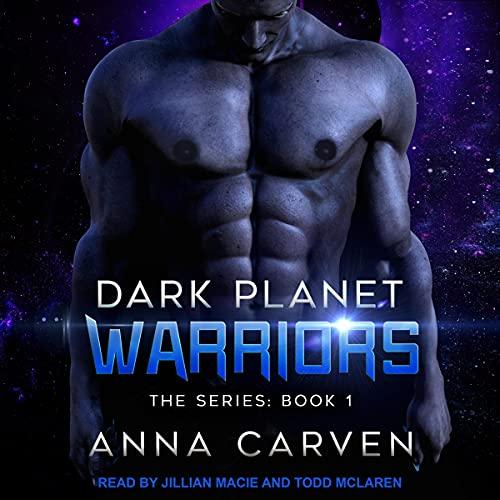Dark Planet Warriors cover art