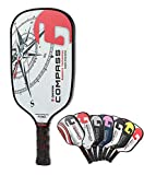 Gamma NeuCore Pickleball Paddles with Honeycomb Grip, Textured Composite Fiberglass...