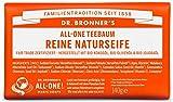Dr. Bronner 's pura Natural Jabón 140Talla Estilos Aroma (Citrus, lavanda, almendra, Rose, eucalipto, menta etc.) Certificado de Comercio Justo, bioseife de kontroliert Biológica, Vegano, no aditivos
