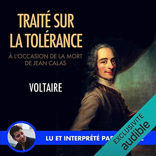 Traité sur la tolérance audiobook cover art