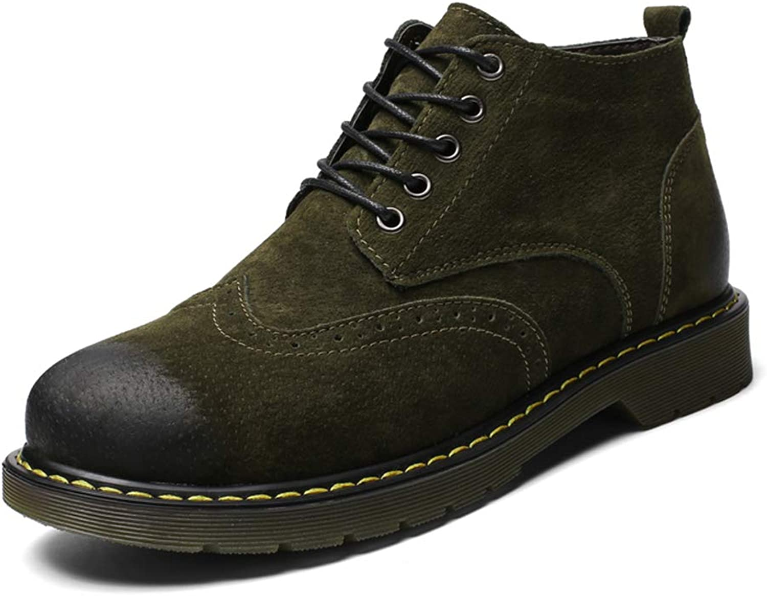 WYFC Men's Brad Street Leather Boot