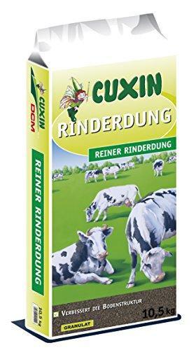 CUXIN DCM Rinderdung Granulat 20 kg