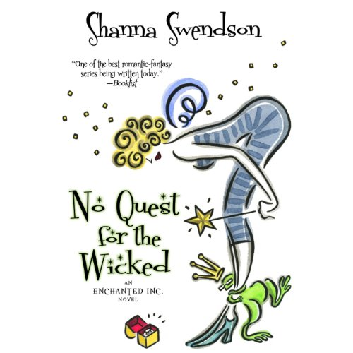 No Quest for the Wicked cover art