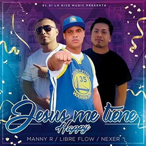 Libre Flow del Trono feat. Manny R el Embajador & Nexer