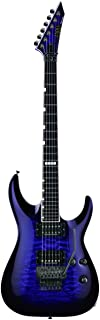ESP Standard Series Horizon FR-II Electric Guitar with Duncan Pickups and Hardshell Case - Reindeer Blue