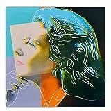 Xynfl Andy Warhol 《Ingrid Bergman selbst》 Pop Art