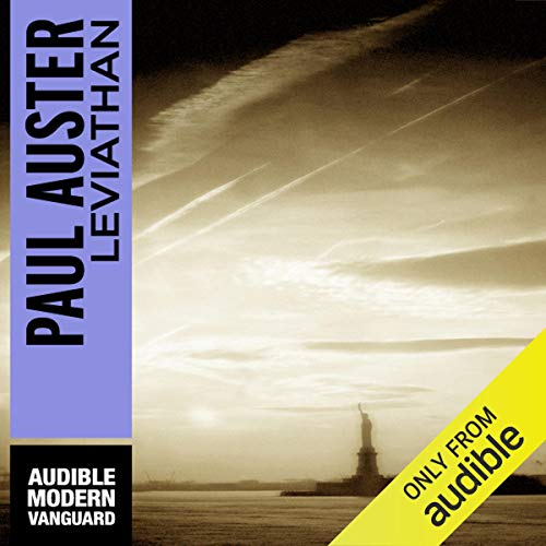 Leviathan Audiobook By Paul Auster cover art