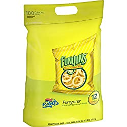 Funyuns Onion Flavored Rings, 12 count