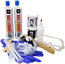 RadonSeal Concrete Foundation Crack Repair Kit (10 ft) - The Homeowner's Solution to Fixing Basement Wall Cracks Like The Pros!
