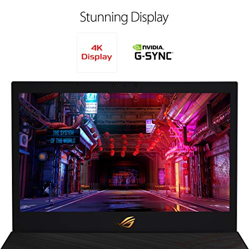 17.3 ASUS ROG Mothership GZ700GX 144Hz FHD IPS with G-Sync Hexa-Core i9 GeForce RTX 2080 (2019)