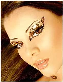 Exotic Eyes Cheetah Reusable Complete Eye Make up Kit