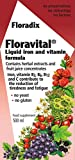 Floradix Floravital Liquid Iron Formula Mineral, 500 ml by Floradix