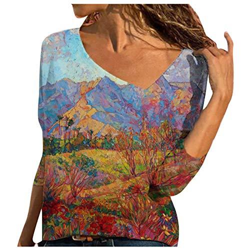 Camiseta de manga larga para mujer, cuello diagonal, elegante, para otoño, invierno, primavera, negro A, M