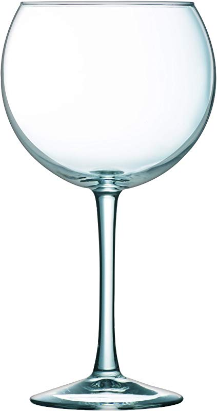 ARC International Luminarc Cachet Red Wine Glass 20 Ounce Set Of 8