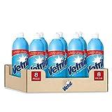 Vetril Detergente Vetri e Specchi, Multisuperficie, con Azione Antipolvere e Antipioggia per una Brillantezza Senza Aloni, Confezione da 8 x 650 ml
