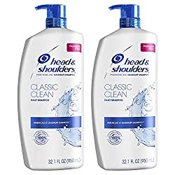 Top 10 Head & Shoulders Fragrance Free Shampoos