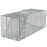 Havahart Trampa Jaula Profesional 1081 Estilo 2 Puertas para Animales molestos