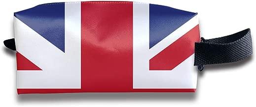 Game Life British Flag Stamp Fashion Storage Bag Travel Bag Cosmetic Bag Portable Travel Makeup Bag