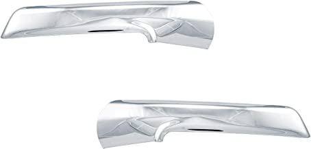 Restyling Factory Chrome Towing Mirror Arm Cover Only for 09-18 Dodge Ram 1500, 10-14 Dodge Ram 2500/3500