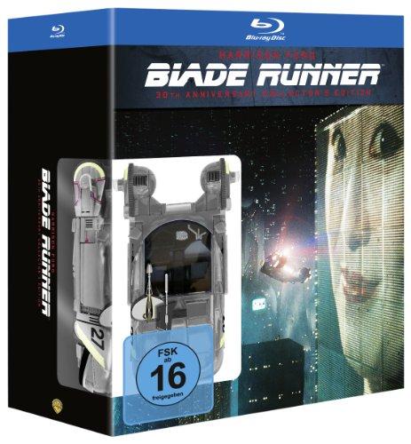 Blade Runner - 30th Anniversary Collector's Edition (Exklusiv bei Amazon.de) [Blu-ray]