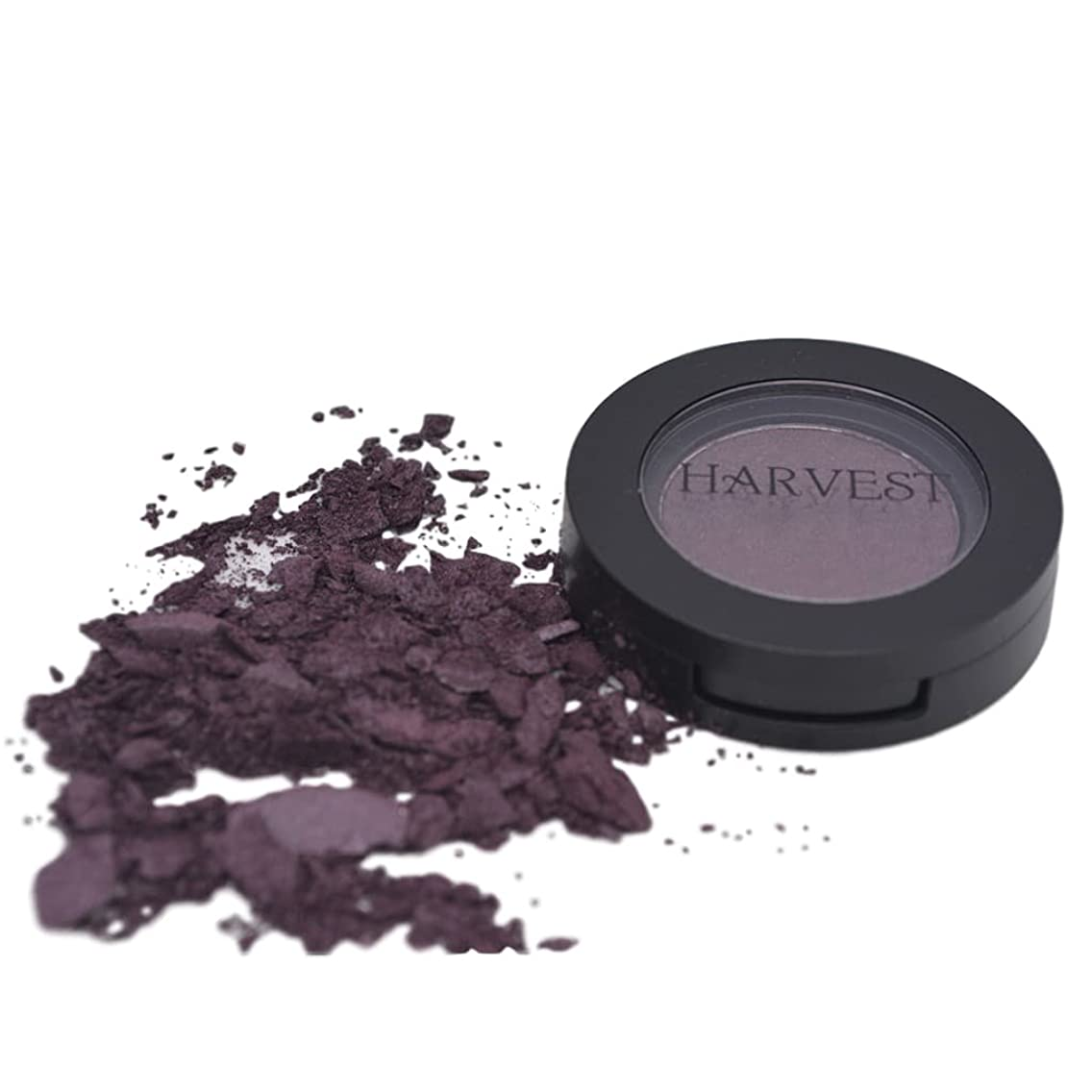 Harvest Natural Beauty - Organic Eyeshadow - 100% Natural and Certified Organic - Non-Toxic, Vegan and Cruelty Free (Smokin' Plum)
