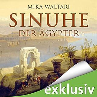 Sinuhe der Ägypter Titelbild