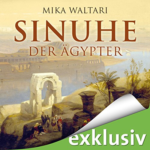 Sinuhe der Ägypter audiobook cover art