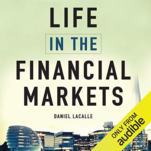 Life in the Financial Markets audiobook cover art