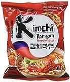 NONGSHIM Soupe de Nouilles Instantanées Kimchi 20 x 120 g 1 Unité