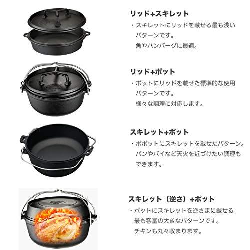 GEARS『ダッチオーブン』