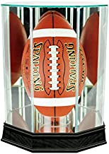 Perfect Cases Upright Football Display Case with Sport Moulding