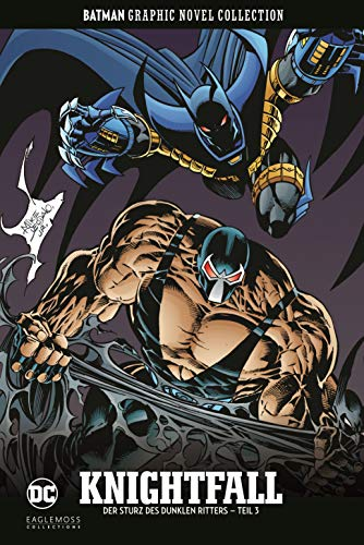 Batman Graphic Novel Collection: Bd. 42: Knightfall - Der Sturz des Dunklen Ritters - Teil 3