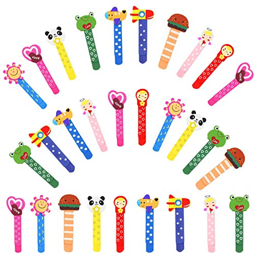 35pz Animali Segnalibro Bambini Colorati Carini Divertenti in Legno Regalino Gadget Festa Compleanno Bambini per Bomboniera Battesimo Natale