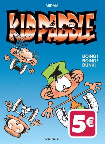 Kid Paddle, Tome 9 :