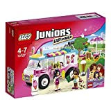 LEGO 10727 Juniors Emma's Ice Cream Truck Construction Set by LEGO