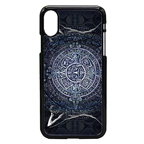 Impresión Aztec para Mujeres Compatible con Samsung A70 Único Caja De Teléfono De Plástico