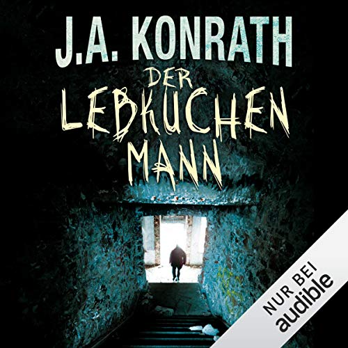 Der Lebkuchenmann     Jack Daniels 1              By:                                                                                                                                 J. A. Konrath                               Narrated by:                                                                                                                                 Sabine Arnhold                      Length: 8 hrs and 35 mins     Not rated yet     Overall 0.0